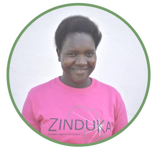 Rose Lameck Member Zinduka Kenya
