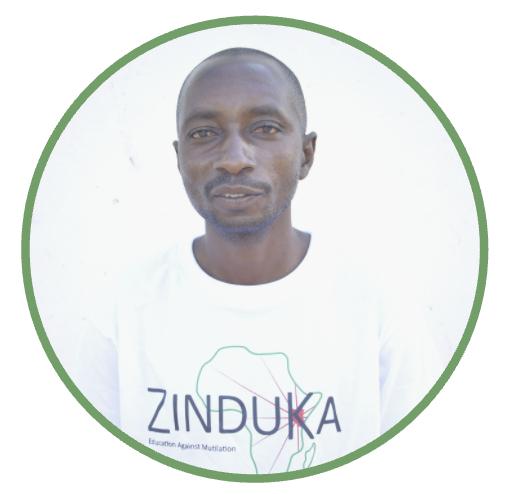 Tobias Maroa Member Zinduka Kenya